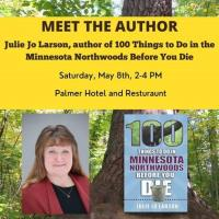 "Meet the Author - ""100 Things to Do in the Minnesota Northwoods"""