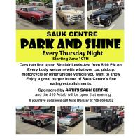 Park And Shine