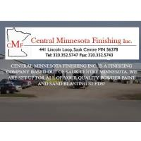 Central Minnesota Finishing, Inc.
