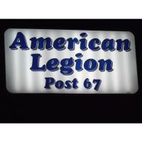 American Legion Post 67