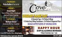 GreyStone Golf Club & The Cove Restaurant - Sauk Centre