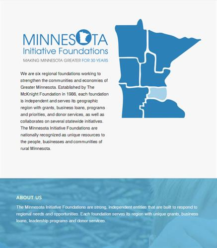 Minnesota Initiative Foundation Website