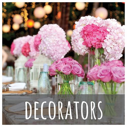 Event Decorators