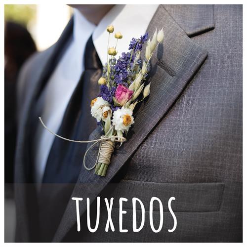 Tuxedos & Menswear