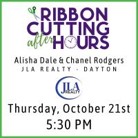Ribbon Cutting Ceremony - Alisha Dale & Chanel Rodgers