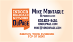 Indoor Billboard Network DuPage