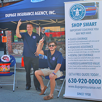Visit our tent at the Westmont Cruisin' Nights & Street Fair