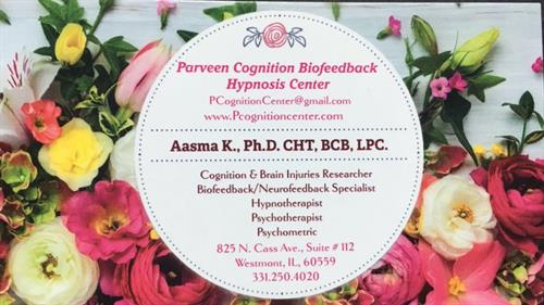 Hypnotherapy Center Welcomes You.