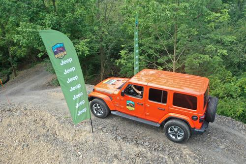 Shively Jeep Adventure Park