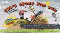 Bible Adventure Weekend - God's Story for You