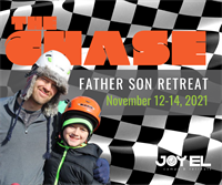 Father Son Retreat - The Chase