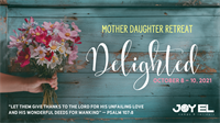 Mother Daughter Retreat - Delighted
