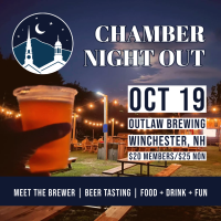 Chamber Night Out at Outlaw Brewing