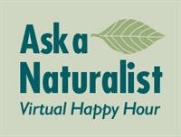 """Ask a Naturalist"" Virtual Happy Hour"