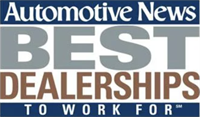 Monadnock Ford Named a Best Dealership to Work for