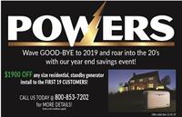 Powers Guaranteed Generators - Swanzey