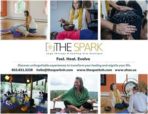 The Spark Yoga Therapy & Healing Arts Boutique