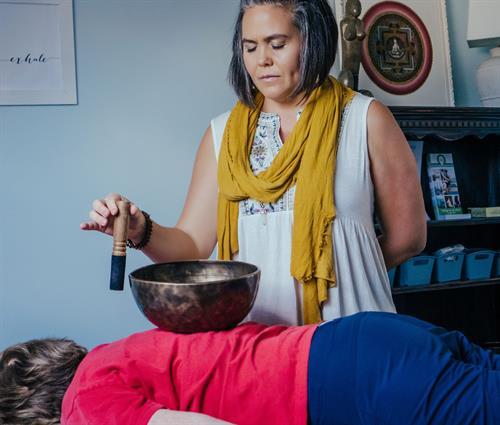 Tibetan Sound Healing Experience with Shae Sterrett