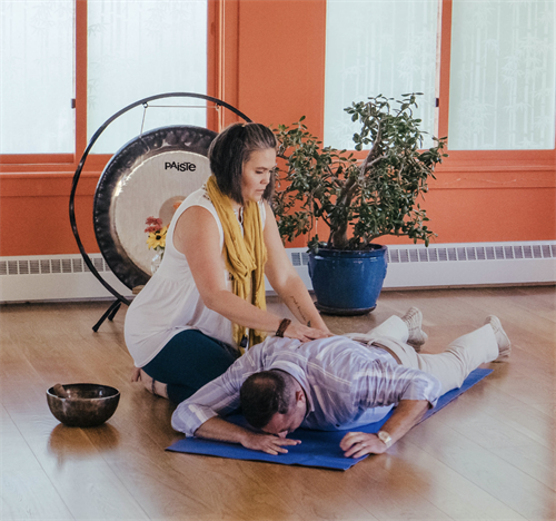 Yoga Therapy for Chronic Pain, Stress & Burnoout with Shae Sterrettt
