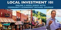 Local Investment 101 Series: How to Reboot the Region's Economy After COVID-19