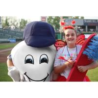 Kids Earn Free Fisher Cats Tickets for Brushing, Courtesy of Northeast Delta Dental