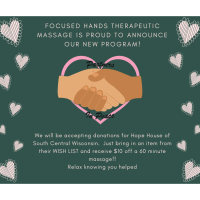 Focused Hands Therapeutic Massage LLC - Sauk City
