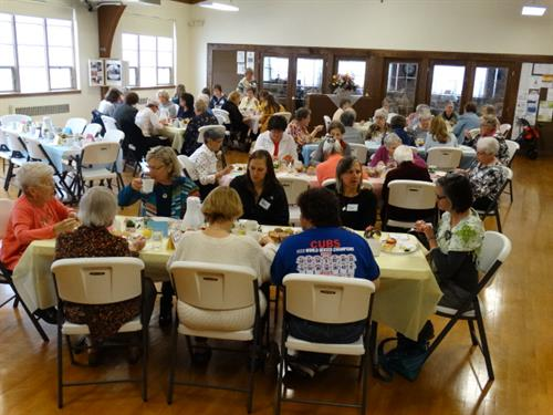 United Methodist Women Spring Brunch