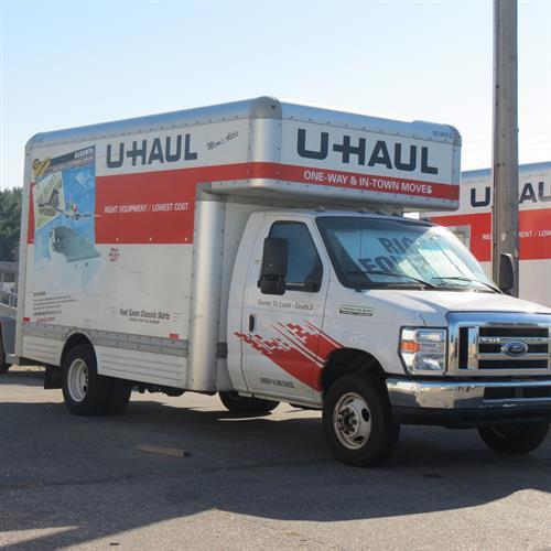U-Haul Truck Rentals