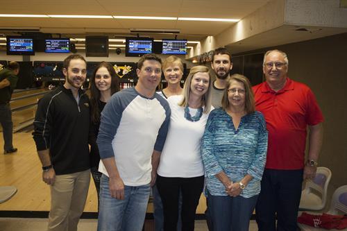 Chamber Bowling 2016!