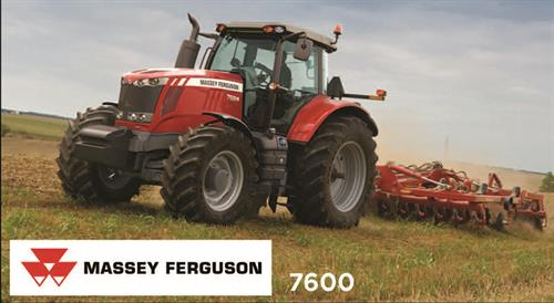 The essence of farm machinery - Massey