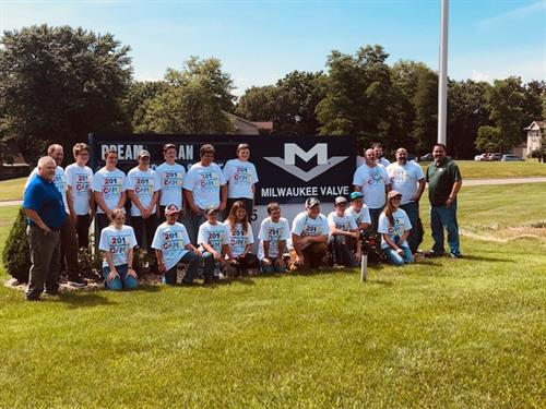 MATC Welding Summer Camp