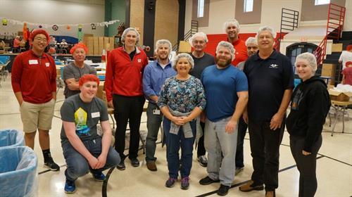 Prairie Du Sac help Sauk Prairie Against Hunger