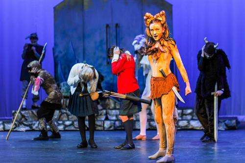 Children's Theatre - Narnia 2018
