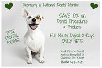 Sauk Prairie Small Animal Hospital & Shamrock Pet Resort - Prairie du Sac