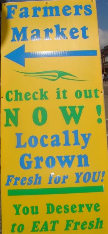 Sauk Prairie Farmers Market