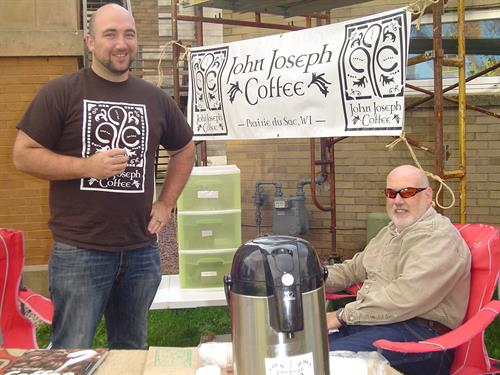 John Brennan and Sons bring Fair Trade Roasted coffee beans