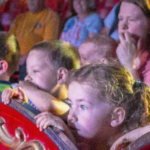 Circus World has something for children of all ages.