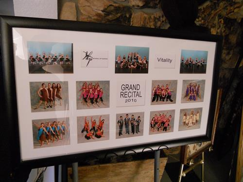 Dance Photos Composite (Faces Blurred For Privacy)