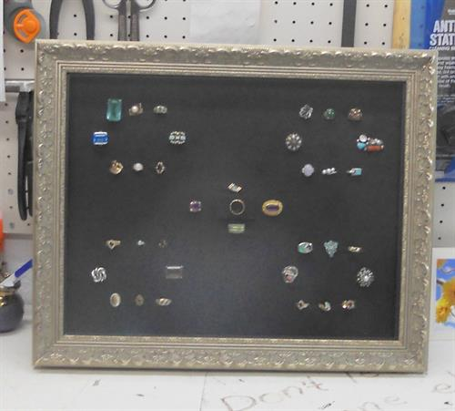 Ring Display Case