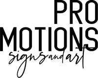 Pro Motions Signs