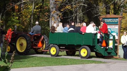 Fall Festival Historic Tours - Second Saturday of October
