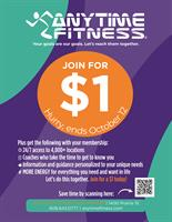 Anytime Fitness - Prairie du Sac