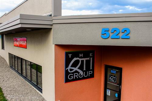 The QTI Office in Baraboo is located at 522 South Boulevard.