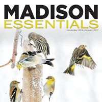Madison Essentials Magazine...find us on Facebook and Instagram or madisonessentials.com