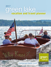 Green Lake Area Travel Planner - check out our website for more information. townsandassociates.com