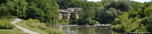 Our office location on Baraboo's Histroric Riverfront