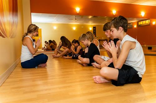 Kids Meditation and Yoga Classes