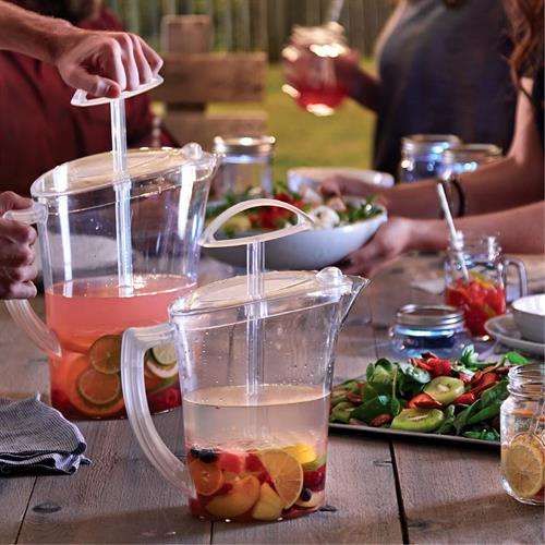 Mix n Stir Pitchers - great help in the kitchen when making drinks!