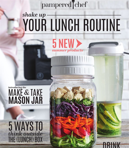 Make your lunch routine a breeze!!