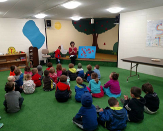 Storytime at Sauk City Library